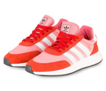 Sneaker I-5923 - PINK/ ROT/ WEISS