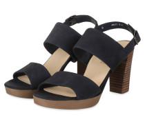 Sandaletten - NACHTBLAU