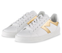 Sneaker FRENCHY - WEISS/ GOLD