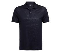 Jersey-Poloshirt DRAVEN Regular Fit aus Leinen