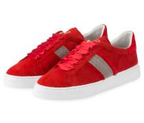 Sneaker CHAIN ROAD - rot