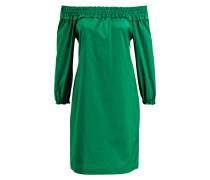 Off-Shoulder-Kleid CIDOLORES - grün