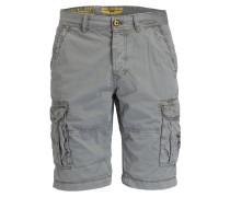 Cargo-Shorts - grau