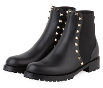 Chelsea-Boots ROCKSTUD - SCHWARZ