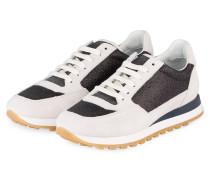 Sneaker - dunkelblau/ hellgrau