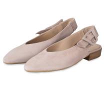 Sling-Ballerinas - BEIGE