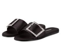 Sandalen FRANCIS - schwarz