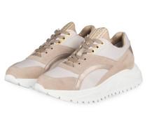 Plateau-Sneaker CHUNKY - BEIGE