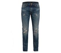 Destroyed-Jeans LEAN DEAN Slim Fit