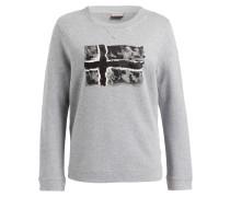 Sweatshirt BARISE - grau meliert