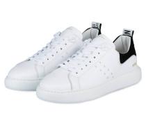 Sneaker SCOTT CALF - 30L WHITE LEATHER