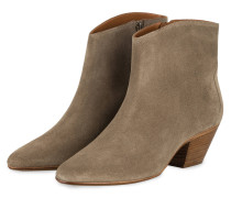 Cowboy Boots DACKEN - TAUPE