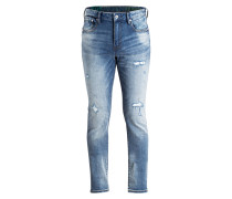 Destroyed-Jeans TYLER Slim Fit
