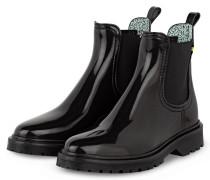 Gummi-Boots MAREN - SCHWARZ