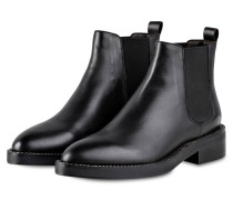 Chelsea-Boots 107 MADISON AVE - SCHWARZ