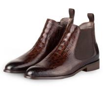 Chelsea-Boots MONROE - DUNKELBRAUN