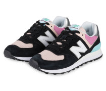 Sneaker WL574 - SCHWARZ/ NUDE