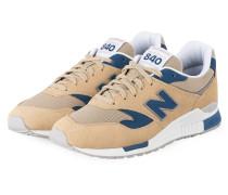 Sneaker ML840 - BEIGE/ BLAU