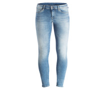 Skinny-Jeans LOLA - denim blue