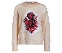 Strickpullover FLAMING HEART
