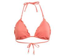 Triangel-Bikini-Top STARDUST mit Glitzergarn