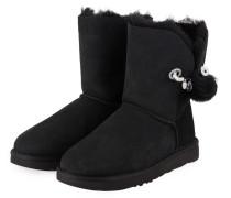 Fell-Boots IRINA - SCHWARZ