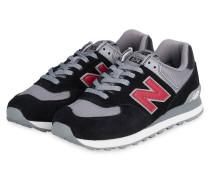 Sneaker ML574 - SCHWARZ/ GRAU