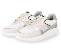 Plateau-Sneaker GENESIS - GRAU/ WEISS