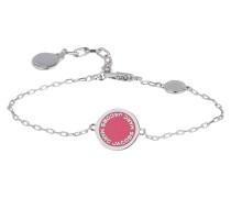 Armband - pink/ silber