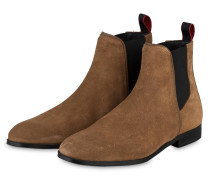 Chelsea-Boots BOHEME - BRAUN