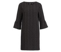 Kleid WINY - schwarz/ weiss