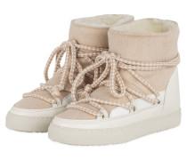 Boots - WEISS/ BEIGE