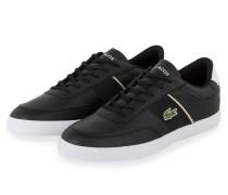 Sneaker COURT-MASTER - SCHWARZ