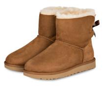 Boots MINI BAILEY BOW II - CHESTNUT