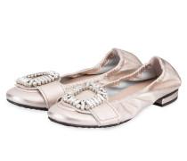 Ballerinas MALU - NUDE
