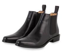 Chelsea-Boots MARLIN 4 - SCHWARZ
