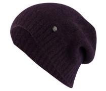Mütze - pflaume