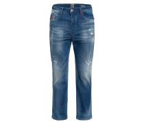 Destroyed Jeans Regular Fit