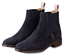 Chelsea-Boots FAY - MARINE