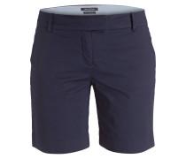Chino-Shorts - marine