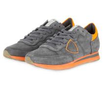 Sneaker TROPEZ - GRAU/ NEONORANGE