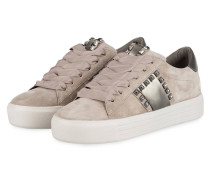 Plateau-Sneaker UP - TAUPE