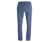 Chino DENTON Straight-Fit - indigo