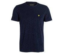Frottee-T-Shirt