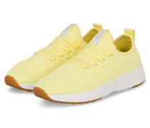 Plateau-Sneaker - GELB