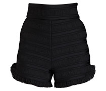 High-Waist-Shorts INGRID - schwarz