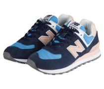 Sneaker WL574 - NAVY/ ROSE