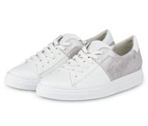 Sneaker - WEISS/ SILBER