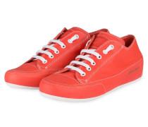 Sneaker ROCK - ROT