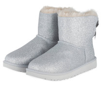 Boots BAILEY BOW SPARKLE - SILBER